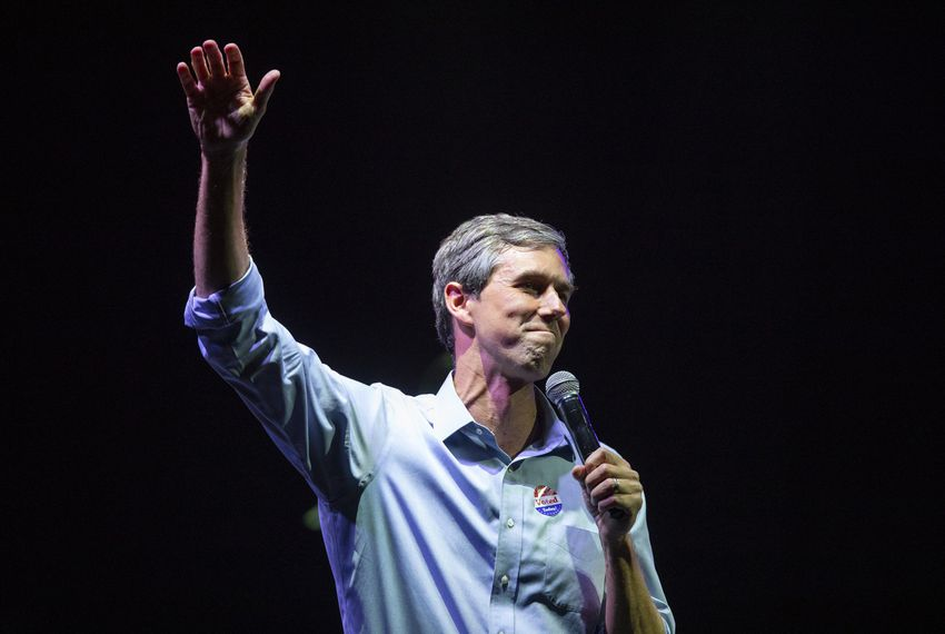 Beto O'Rourke no longer ruling out 2020 presidential run