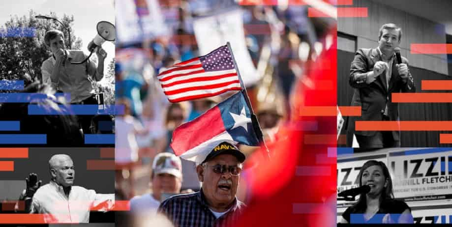Uncertainty hangs over Texas as voters head to the polls this Election Day