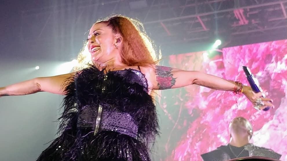 Las Frases Clave De Alejandra Guzmán Durante Su Concierto En Dallas