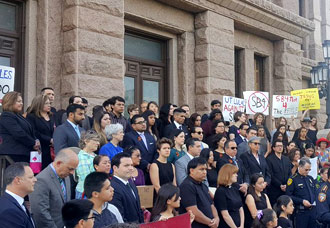 After emotional debate, Texas House tentatively passes